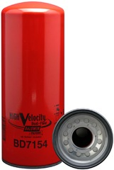BD7154 by BALDWIN - High Velocity Dual-Flow Lube Spin-on