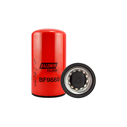 BF9885 by BALDWIN - Cummins Fuel Spin-On Filter