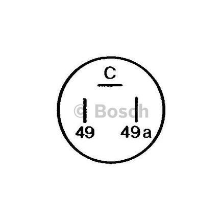 Peterbilt 387 Wiring Diagram in addition Hella Usa 7903017 further Peterson Lighting 717a Pkd likewise Bosch 0 336 203 007 together with 87 Kenworth Wiring Diagram. on kenworth turn signal