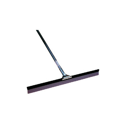 "49636C4 by BRUSKE PRODUCTS - Pack of 4 36"" Curved Squeegee with Handle"