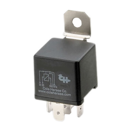 RA-700112-DN by COLE HERSEE - Cole Hersee Solenoids & Relays  RELAY,70A,FORM_A,12V,DIO_BRKT
