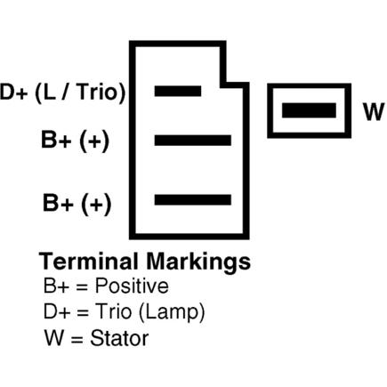John Deere Mt Wiring Diagram in addition 3 Wire Delco Remy Alternator Wiring Diagram also Caterpillar 3208 Wiring Diagram furthermore Gm External Voltage Regulator Wiring Diagram as well Leece Neville12v 210a J180 Mount P49. on delco remy alternator wiring diagram