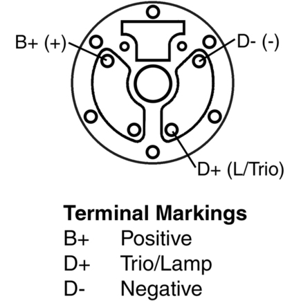 Delco Marine Alternator Wiring Diagram