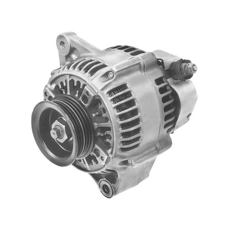 how to fault find an alternator