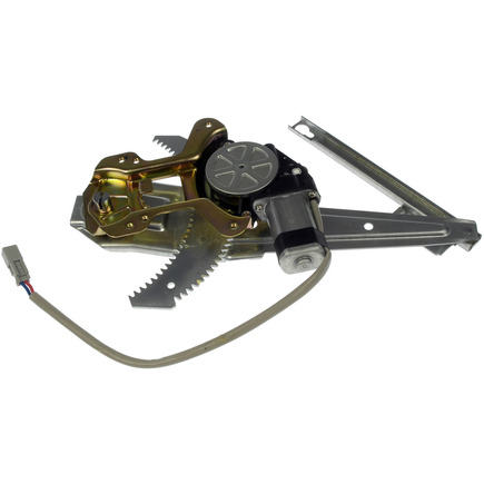 741 952 by dorman window reg with mtr for 1997 honda crv window motor replacement