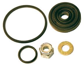 281126K by HALDEX - Repair Kit for Bendix® PP-1