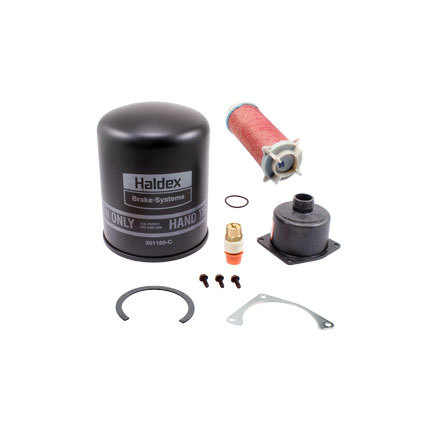 DQ6026 by HALDEX - General Service Kit for Pure Air Plus