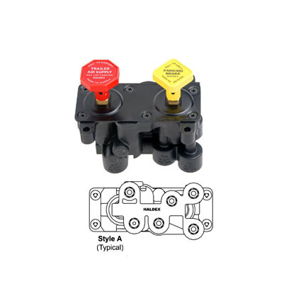Kn20605 by haldex manifold dash valve for Troy motor mall gmc