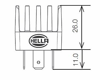 Reed Relay Switch Wiring Diagram Or Schematic together with 12 Volt  pressor Relay furthermore 2006 Toyota Rav 4 Engine Diagram moreover 8 Pin Relay Dpdt Schematic together with How To Wire A Relay. on cube with an 8 pin relay wiring diagrams