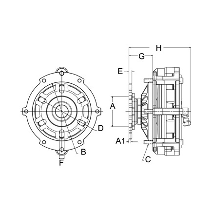 Mack Truck Steering System