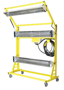 14 1100 By Infratech S9000 P1 Med Wave System