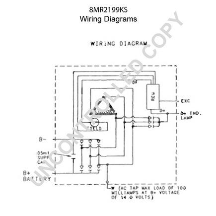 8mr2199ks by leece neville high output alternator. Black Bedroom Furniture Sets. Home Design Ideas