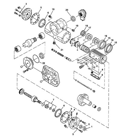 Freightliner Steering Parts Diagram