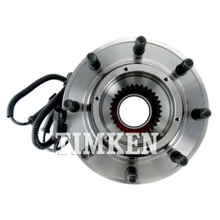 Ha590435 By Timken Hub Unit Bearing